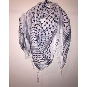 Authentic Palestinian Scarf stylish keffiyeh